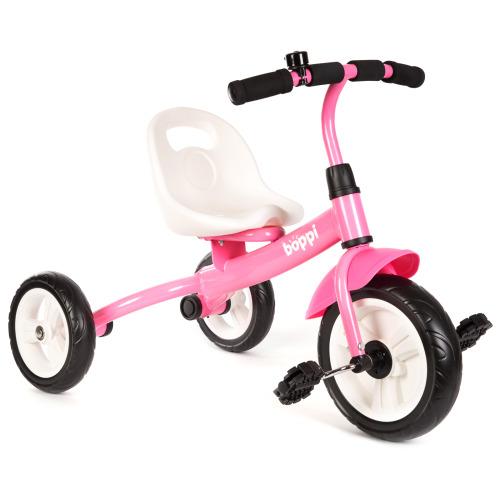 boppi Pink Kids' Ride-On Pedal Trike