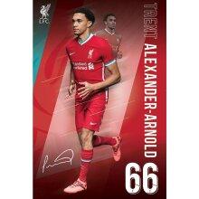 Liverpool FC Alexander-Arnold Poster