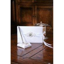 Elizabeth-Guestbook-Ivory Ivory
