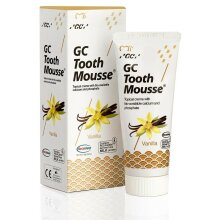 GC Tooth Mousse Tooth Care Toothpaste - Vanilla