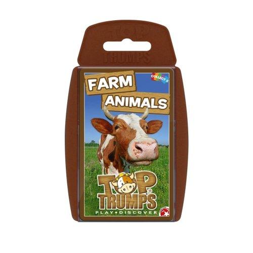 Farm Animals Top Trumps Classics