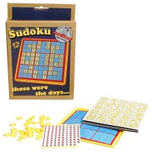 Retro Games Party Toys Gifts for Kids - Sudoku