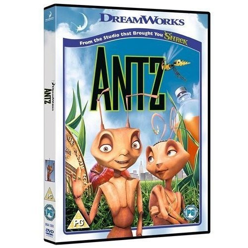 Antz DVD [2006]