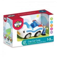 Wow Toys - Cop Car Cody