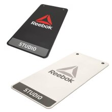 Reebok Studio Exercise Mat Yoga Gym Workout 10mm Thick with Eyelets
