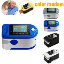 Finger Pulse SpO2 Oximeter Blood Oxygen Saturation Monitor