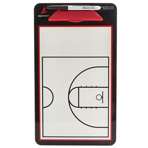 SSN 1388107 Double Sided Basketball Coachs Board