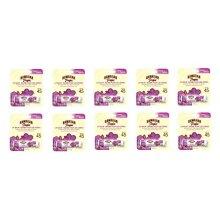Hawaiian Tropic Tropical Sunscreen Lip Balm, SPF 45+ 0.14 oz (Pack of 10)