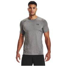 Under Armour Mens 2021 HeatGear Armour Moisture Wicking Short Sleeve T-Shirt