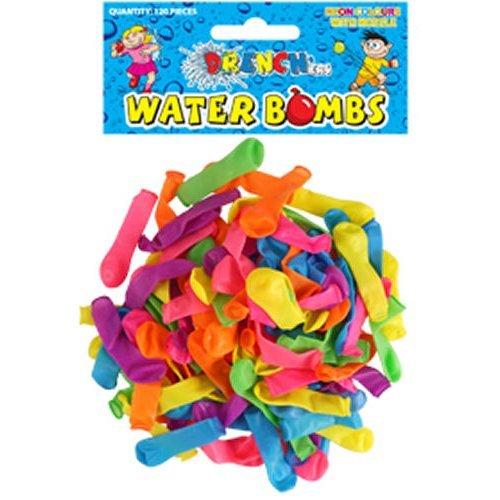 120 Neon Water Balloons