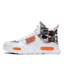 Brand High Top Skateboard Shoes
