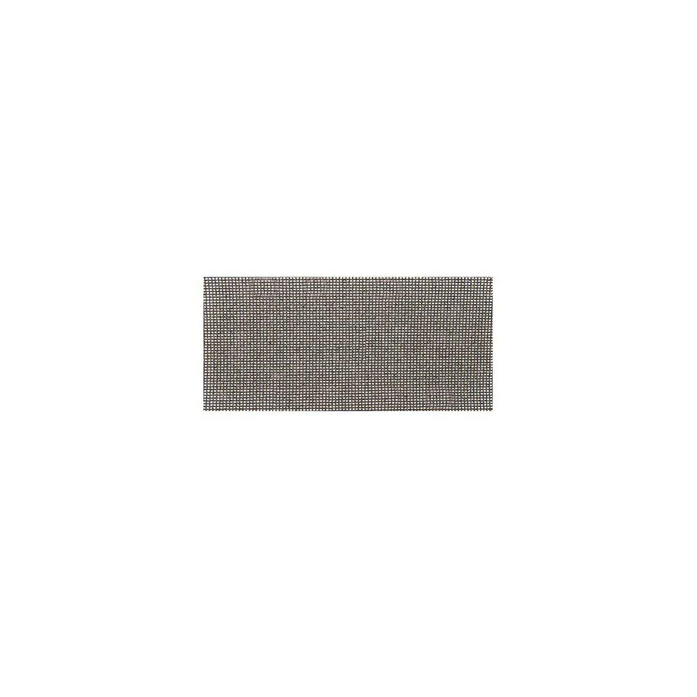 Pack of 10 Silverline 795218 93 x 190 mm 40 Grit Hook and Loop Mesh Sheets