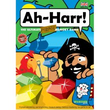 Ah-Harr! - The Ultimate Pirate Memory Matching Card Game for kids and adult pirates