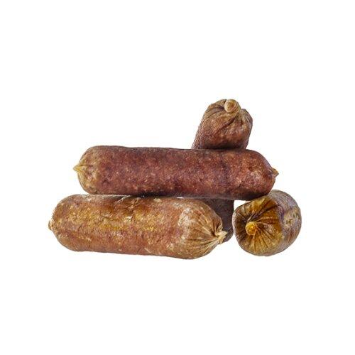 Dried PORK DOG SAUSAGES Treat Chew Reward