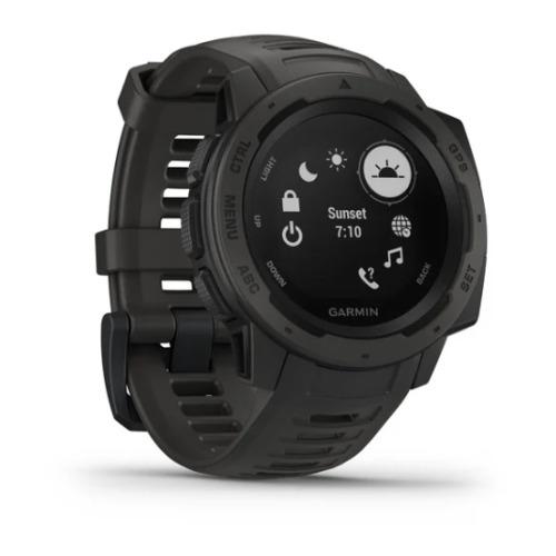Garmin Instinct 570387 Graphite GPS Watch