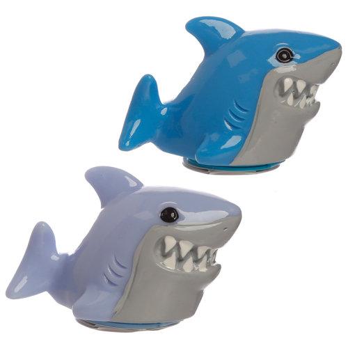 Funky Lip Balm - Shark Cafe Shaped Holder