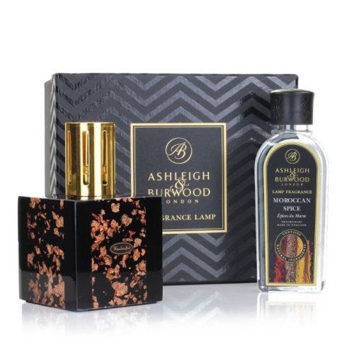 Ashleigh & Burwood Fragrance Midnight Collection Catalytic Lamps Rose Gold
