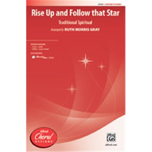 Alfred 00-37843 RISE UP FOLLOW THAT STAR-STRX CD