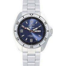 Chris Benz Diver Watch One CBO-B-MB-SI