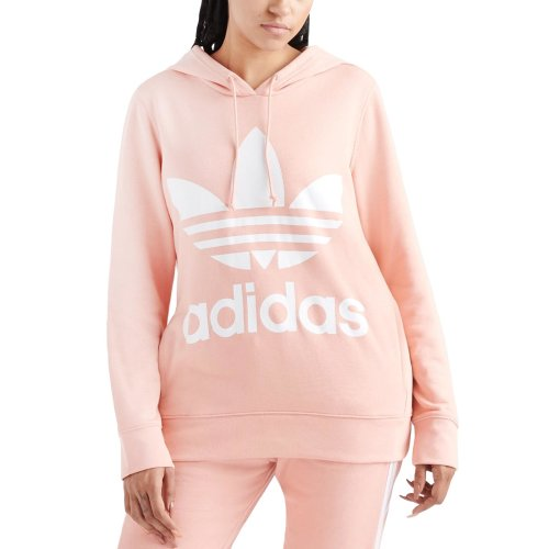 Muchas situaciones peligrosas espada instalaciones  10, Pink) adidas Originals Womens Trefoil Casual Pullover Hoodie Hoody  Jumper Top - Pink on OnBuy