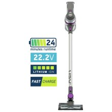 Vax TBTTV1P2 Cordless Slim Vac Pet Plus 22.2V Vacuum Cleaner - Refurbished