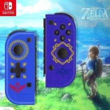 Replacement Nintendo Switch Joy-Con Wireless Controller Zelda Breath of the Wild