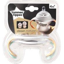 Tommee Tippee Baby Bottle Steriliser Safe Handles X2 Assorted Colour