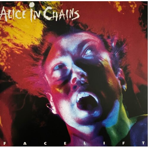 """Alice In Chains """"Facelift"""" Double Vinyl LP Record"""