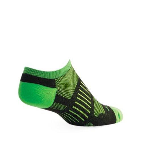 Socks - SockGuy - Channel Air Sprint Black S/M Cycling/Running