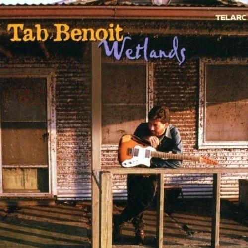 Benoit Tab - Wetlands [CD]