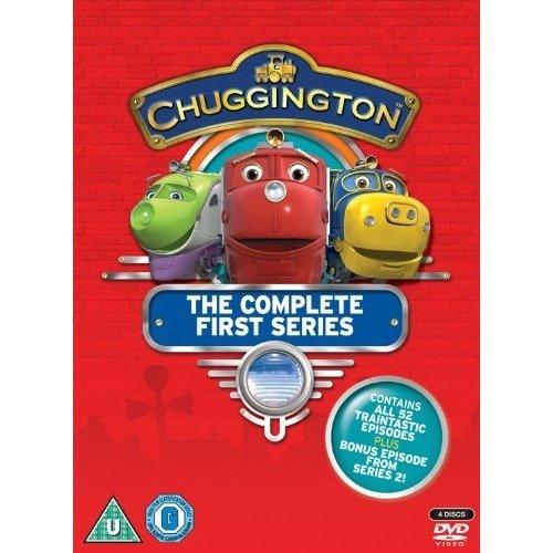 Chuggington Series 1 DVD [2011]