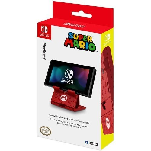 Special Edition MARIO Playstand for Nintendo Switch by HORI (Nintendo Switch) (New)
