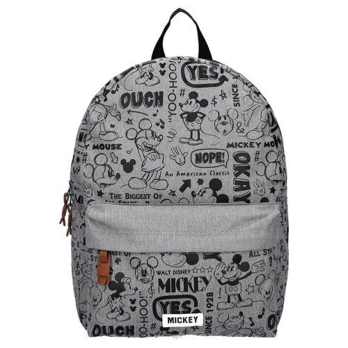 Disney Mickey Mouse Repeat After Me Backpack