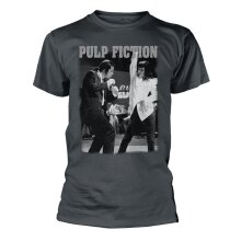 Pulp Fiction 'Dancing' (Grey) T-Shirt