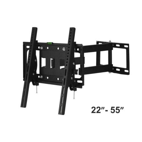 TV Bracket Tilt & Swivel TV Wall Bracket 22 26 32 40 43 49 50 55 inch