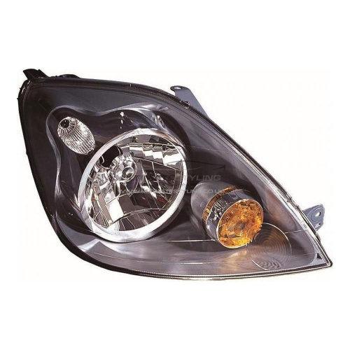 Ford Fiesta Mk6 Hatchback 10/2005-2/2009 Headlight Headlamp Drivers Side O/S