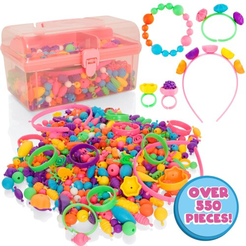 Style Girlz Pop Beads Jewellery Set