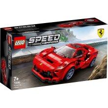 Lego 76895 Lego Speed Champions Ferrari F8 Tributo Road Car Construction Playset