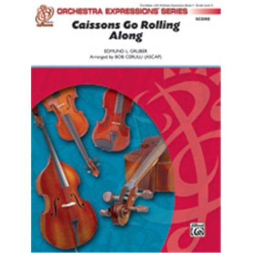 Alfred 00-41192 CAISSON GO ROLLING ALONG-OE2