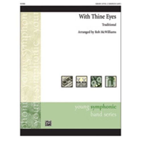 Alfred 00-39625 WITH THINE EYES-YS