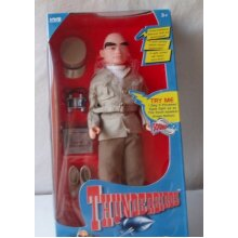 Gerry Anderson Thunderbirds 30cm THE HOOD Talking Action Figure (1999)