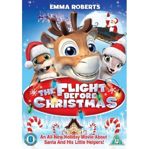 The Flight Before Christmas DVD [2011]