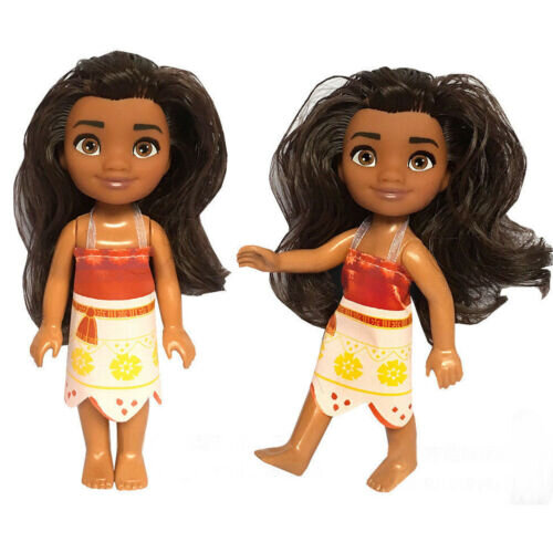 """6"""" Moana Princess Adventure Action Figure Doll Collection Kids Girl Toy Gift"""