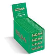 Rizla Green Cigarette Rolling Papers 100 Booklets