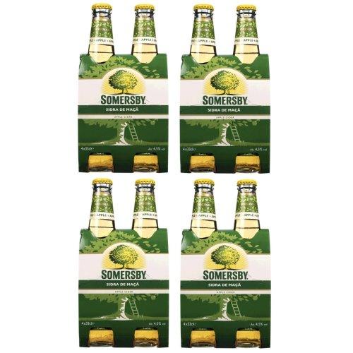 16pk Somersby Apple Cider - 16 x 33cl Bottles