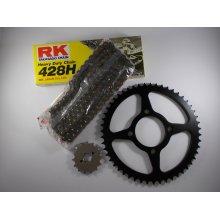 RK Chain & Sprocket kit Suzuki VanVan 125 07-15