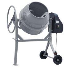 Drum Mixing Electric Concrete Cement Mixer