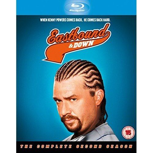 Eastbound And Down Season 2 Blu-Ray [2011]