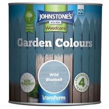 Johnstone's 309272 Garden Colours, Wild Bluebell, 1 Litre