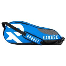 Raquex Racket Bag - For Squash, Tennis & Badminton Racquets